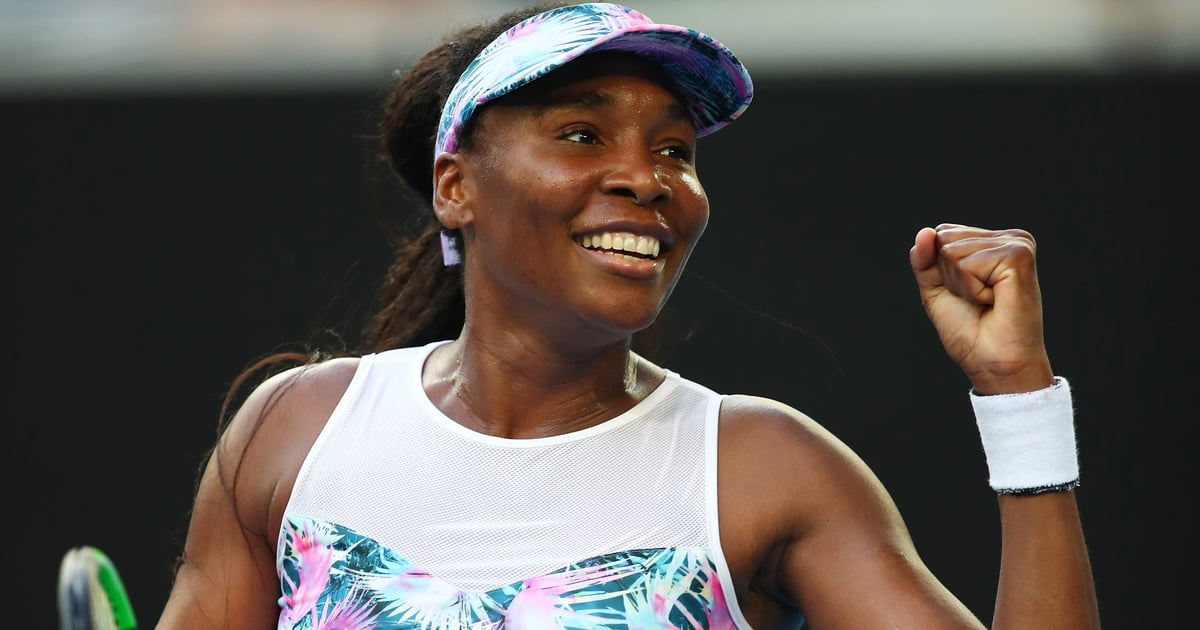 """I Will Be Stealing Venus Williams's Response About Being Single: """"I Might Be Undateable"""""""