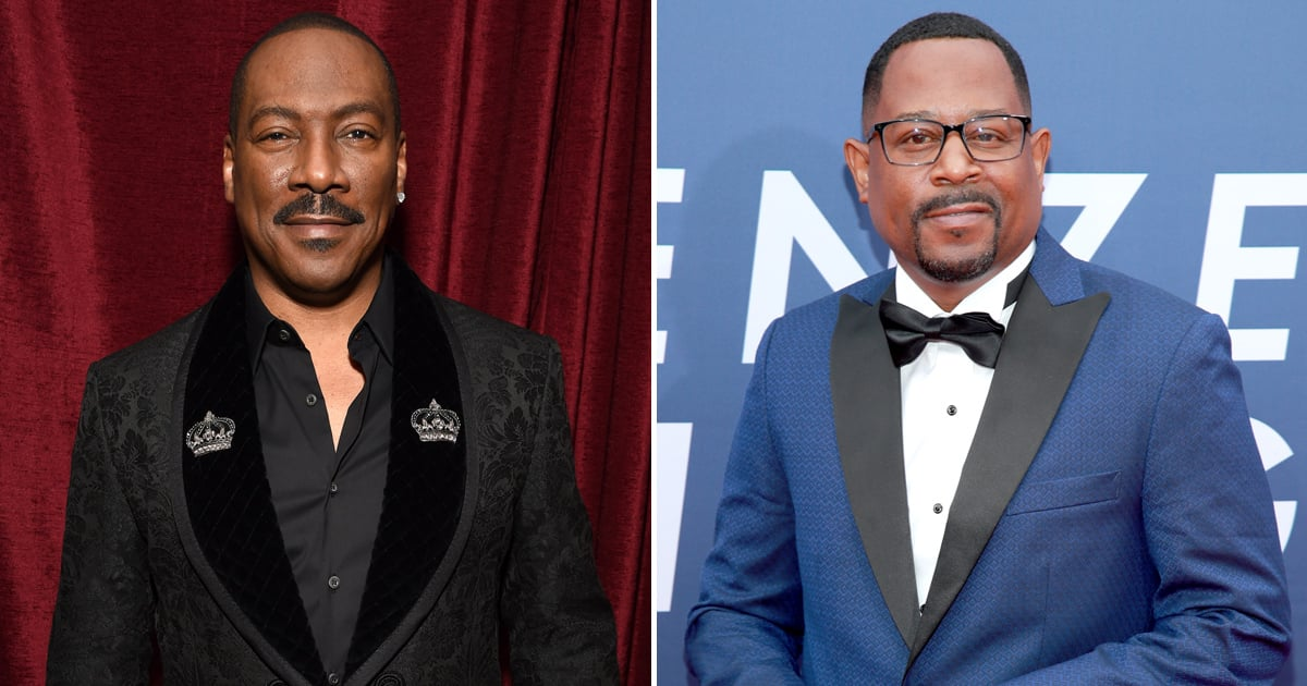 In Adorable Dating News, Eddie Murphy's Son and Martin Lawrence's Daughter Are a Couple