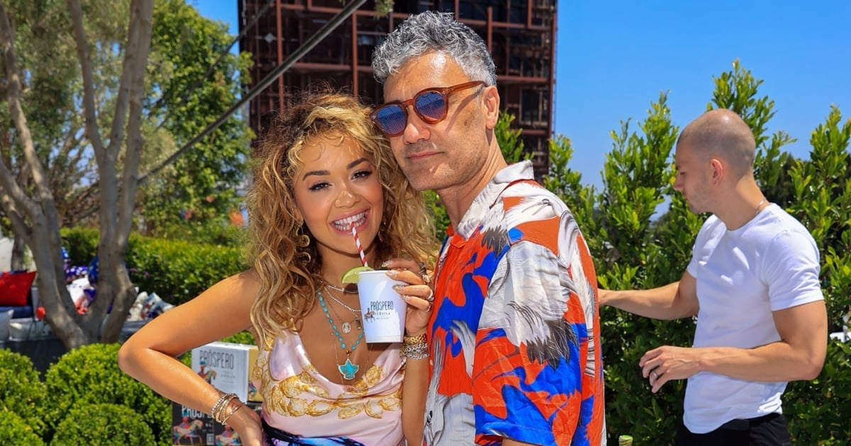 It's Official! Rita Ora and Taika Waititi Make Their Public Debut as a Couple