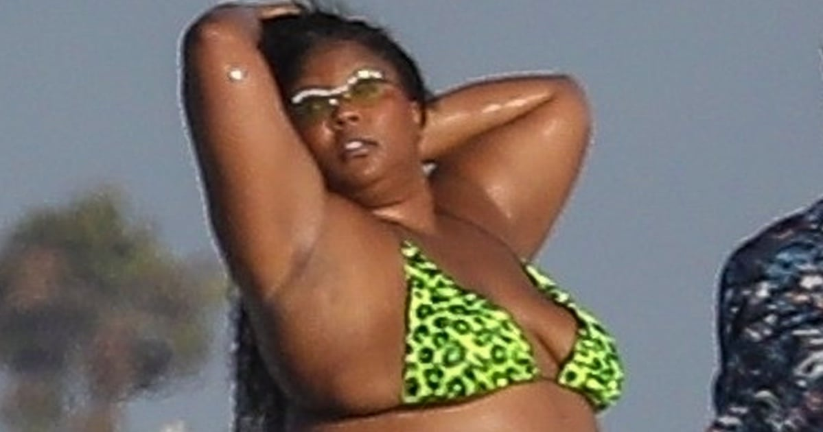 Lizzo Shows Us How to Celebrate Summer Right With Her Bikini-Clad Yacht Party