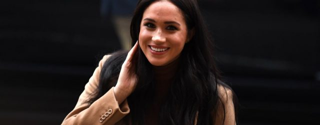 Meghan Markle Is Teaming Up With Netflix For an Animated Series About Influential Women