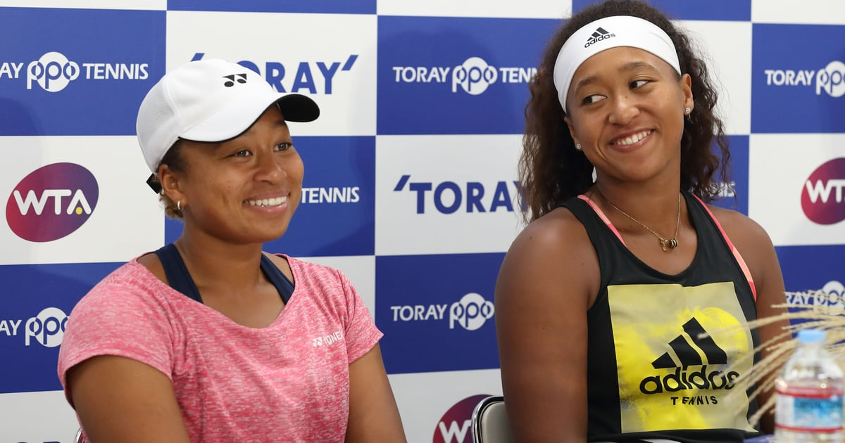 Naomi and Mari Osaka's Pictures Together Will Make You Want to Hug Your Own Sister