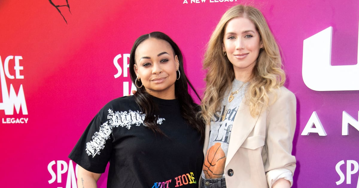 Raven-Symoné and Miranda Maday Made Their Red Carpet Debut, and It Was a Slam Dunk