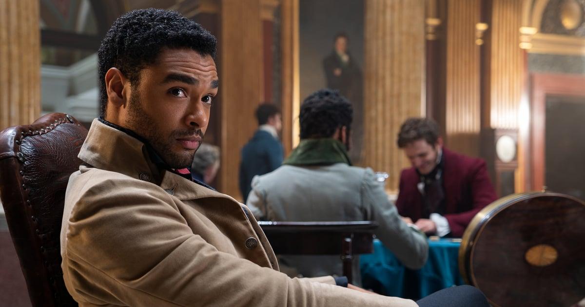 Regé-Jean Page's Bridgerton Journey Gets Its Happy Ending With an Emmy Nomination