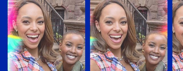 Run the World: Amber Stevens West and Andrea Bordeaux Dish on Their Friendship Off Screen