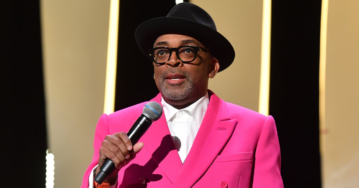 """Spike Lee Is Using His Time at Cannes to Denounce Racism: """"We Have to Speak Out"""""""