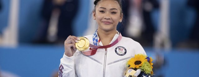 Sunisa Lee Is an Olympic Champion! See How Stars Are Celebrating Her Historic Win
