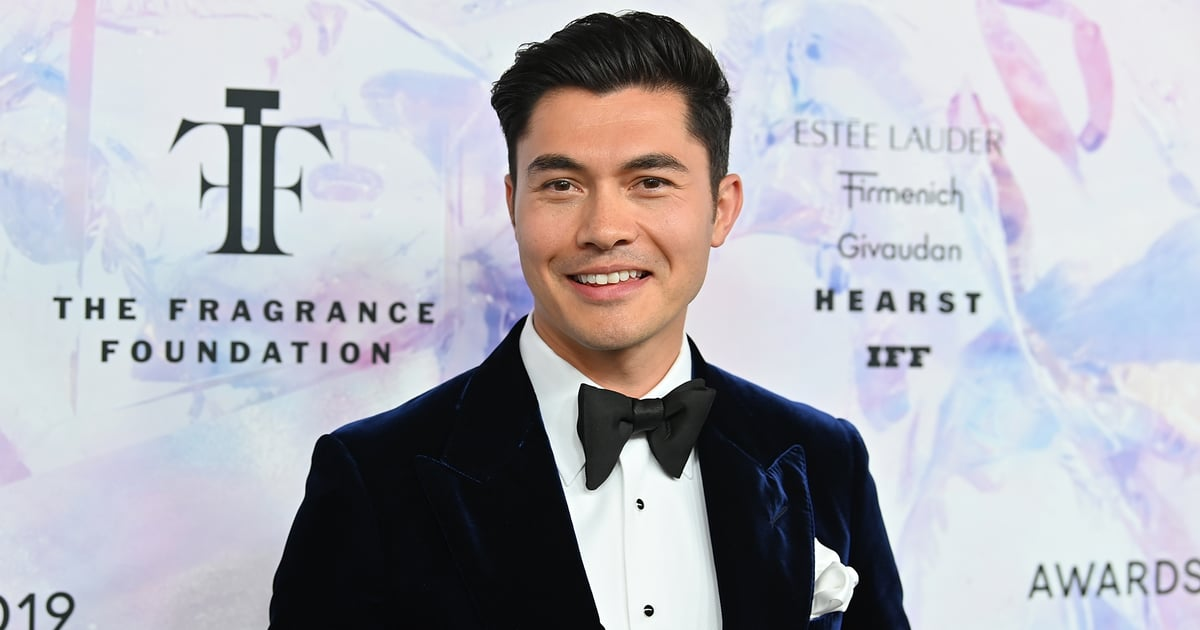 Sure, Henry Golding Is Hot, but Have You Seen Him Shirtless?