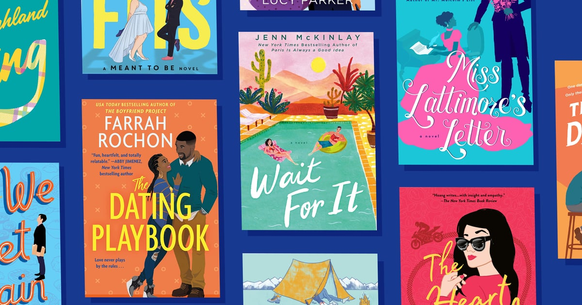 The 11 Best New Romance Books of August That You'll Stay Up All Night to Finish