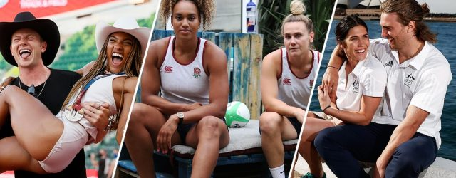 """These 5 Duos Are Taking """"Power Couple"""" to New Heights at the Tokyo Olympics"""