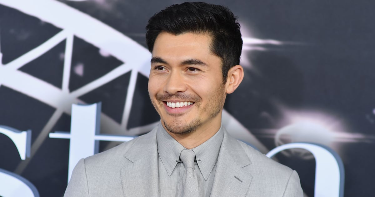 These Sexy Pictures of Henry Golding Prove Why He's the Ultimate Leading Man