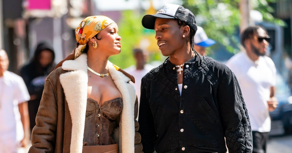 We'll Get to Cherish Rihanna and A$AP Rocky's Relationship Forever Thanks to New Music Video