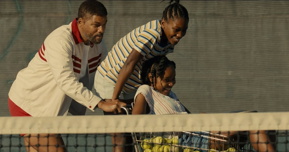 Will Smith Steps Onto the Court as Venus and Serena Williams's Dad in King Richard Trailer