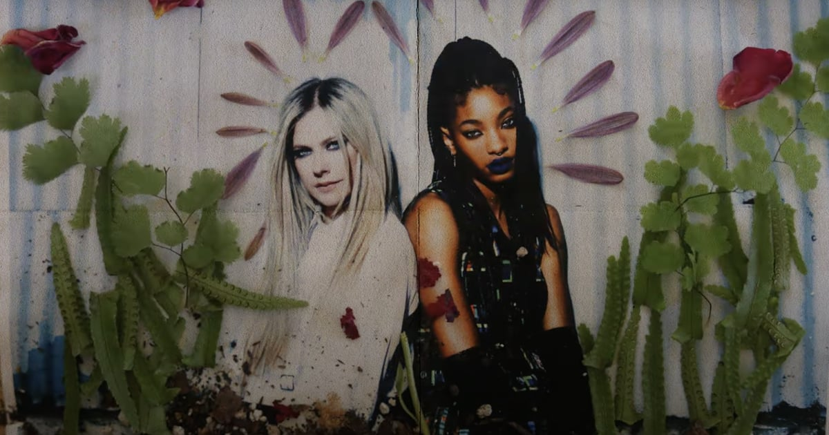 Willow Smith Is Poised For the Pop-Punk Crown in New Collab With Avril Lavigne