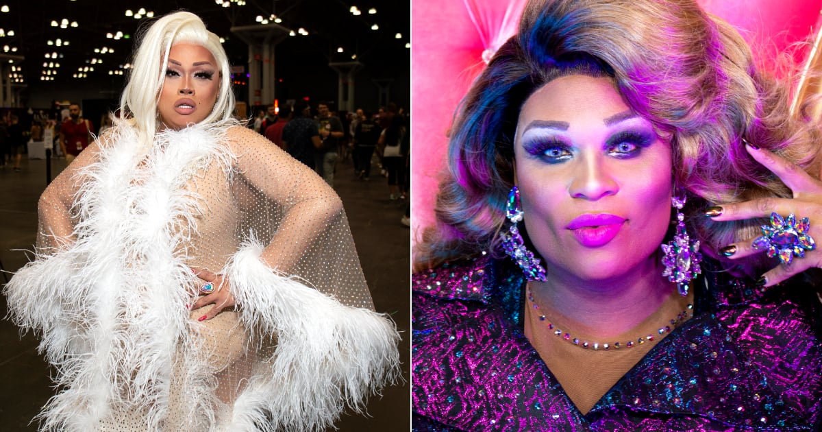 12 Stunning Trans Queens Who Competed on RuPaul's Drag Race and Won Our Hearts