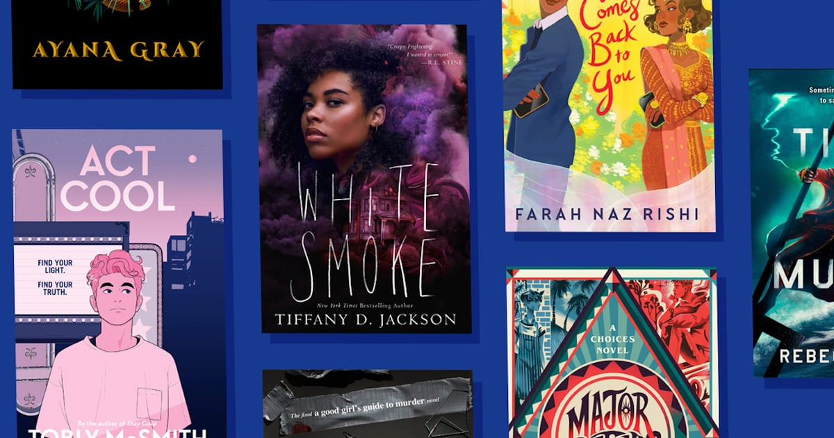 13 New YA Books You Need to Add to Your TBR List This September