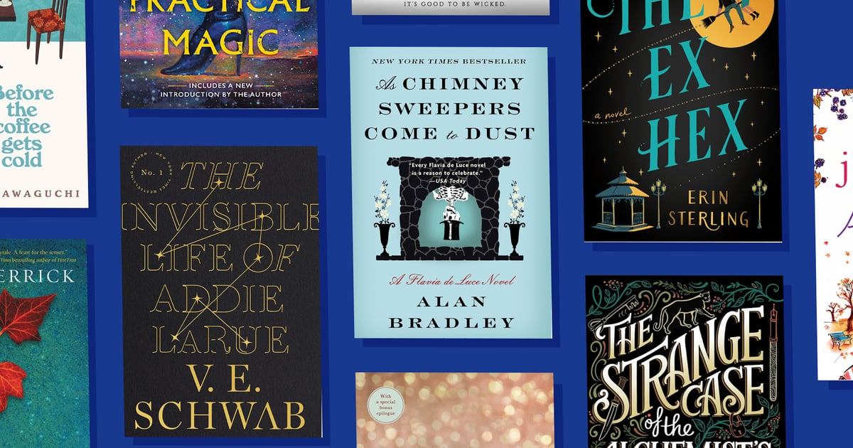 19 Books That Are Perfect For a Cozy Fall Day