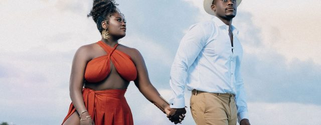 19 Times Danielle Brooks and Dennis Gelin Gave Us a Glimpse of Their Adorable Love Story
