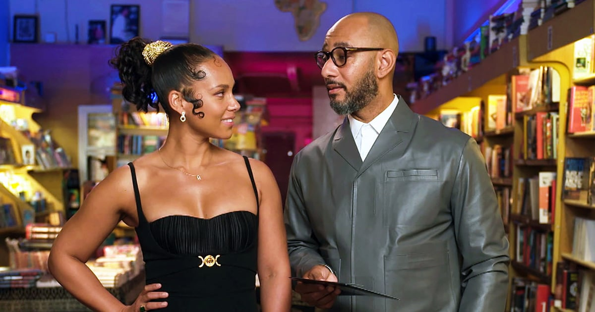 """According to Alicia Keys, Swizz Beatz Isn't Just Her Soulmate, They're """"Twin Flames"""""""