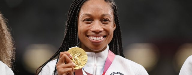 Athletes and Stars Are Cheering For Allyson Felix Following Her Historic Olympics Win
