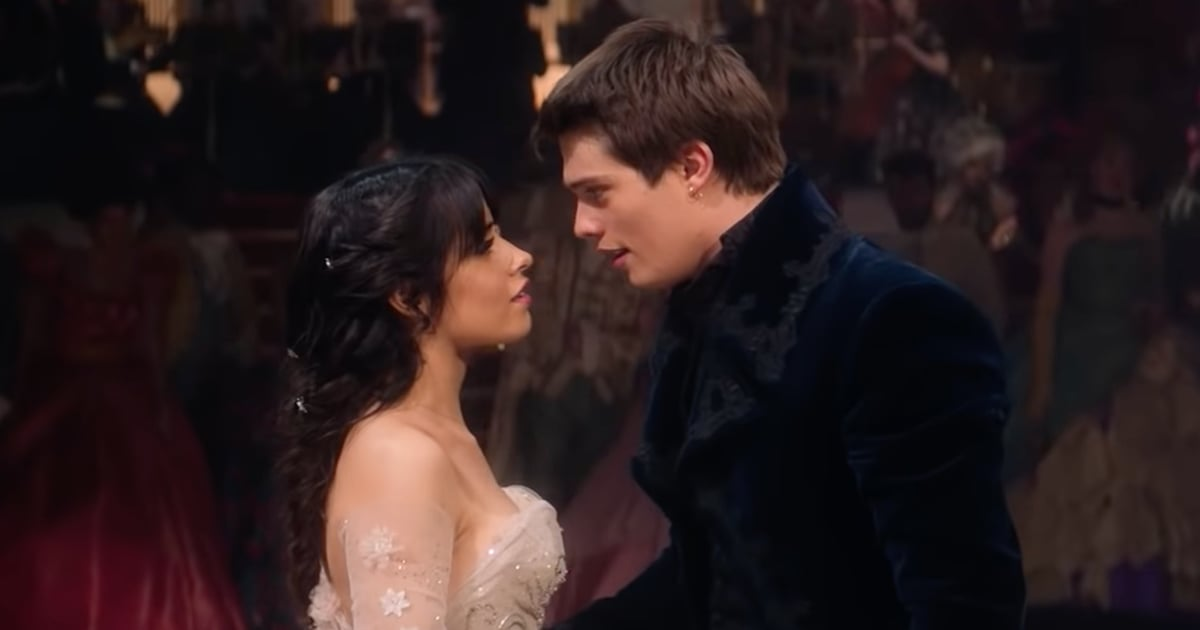 Camila Cabello Puts a Modern Twist on Cinderella in the Magical First Trailer