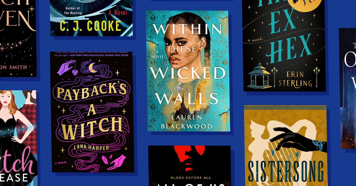 Grab Your Brooms! These 10 New Books About Witches Are Utterly Spellbinding