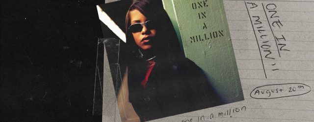 I Could Write a 4-Page Letter on Why Aaliyah's One in a Million Is Essential Listening