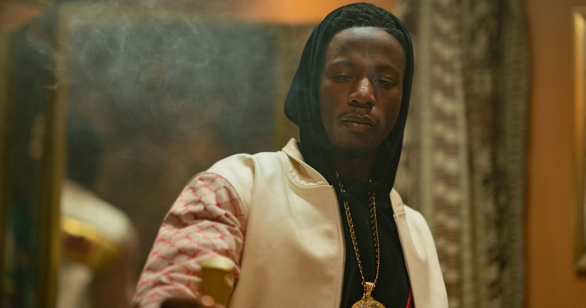 Joey Bada$$ Lives Up to His Name With Roles on Power Book III, Grown-ish, and More