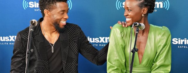 Lupita Nyong'o Shares a Moving Tribute to Chadwick Boseman on Anniversary of His Death