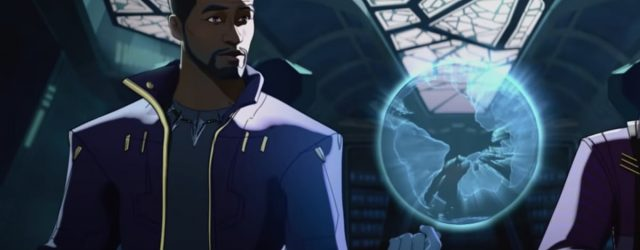 Marvel Says Goodbye to Chadwick Boseman With Touching What If...? Dedication