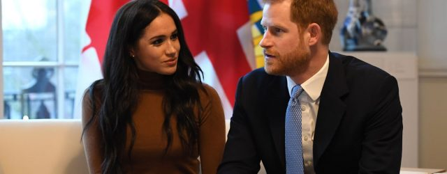 Meghan Markle and Prince Harry Speak Out in Support of Haiti and the People of Afghanistan