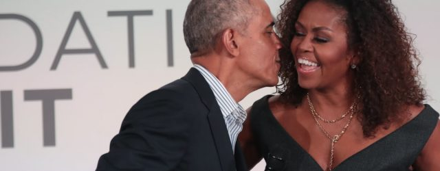 Michelle Obama's Sweet 60th Birthday Tribute to Barack Has Us All Kinds of Emotional
