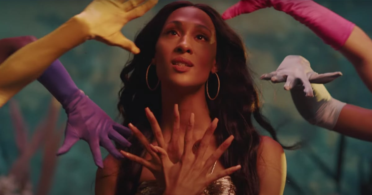 """Mj Rodriguez Hits All the High Notes in Glamorous """"Something to Say"""" Music Video"""