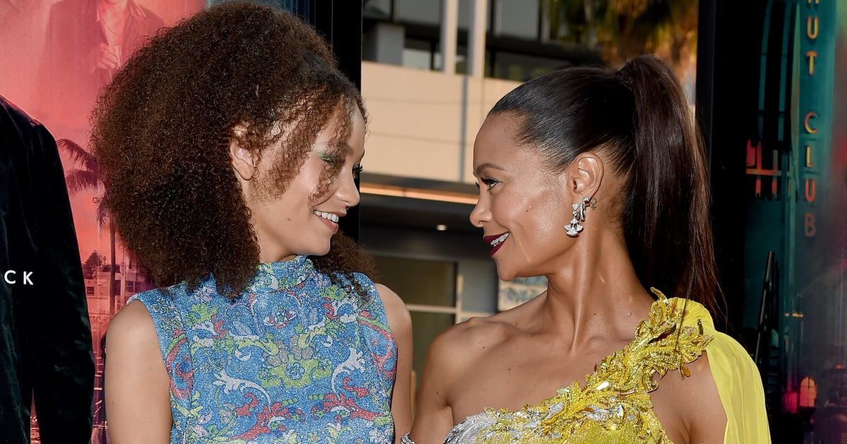 Nico Parker Shines Bright as She Attends Movie Premiere With Mom Thandiwe Newton