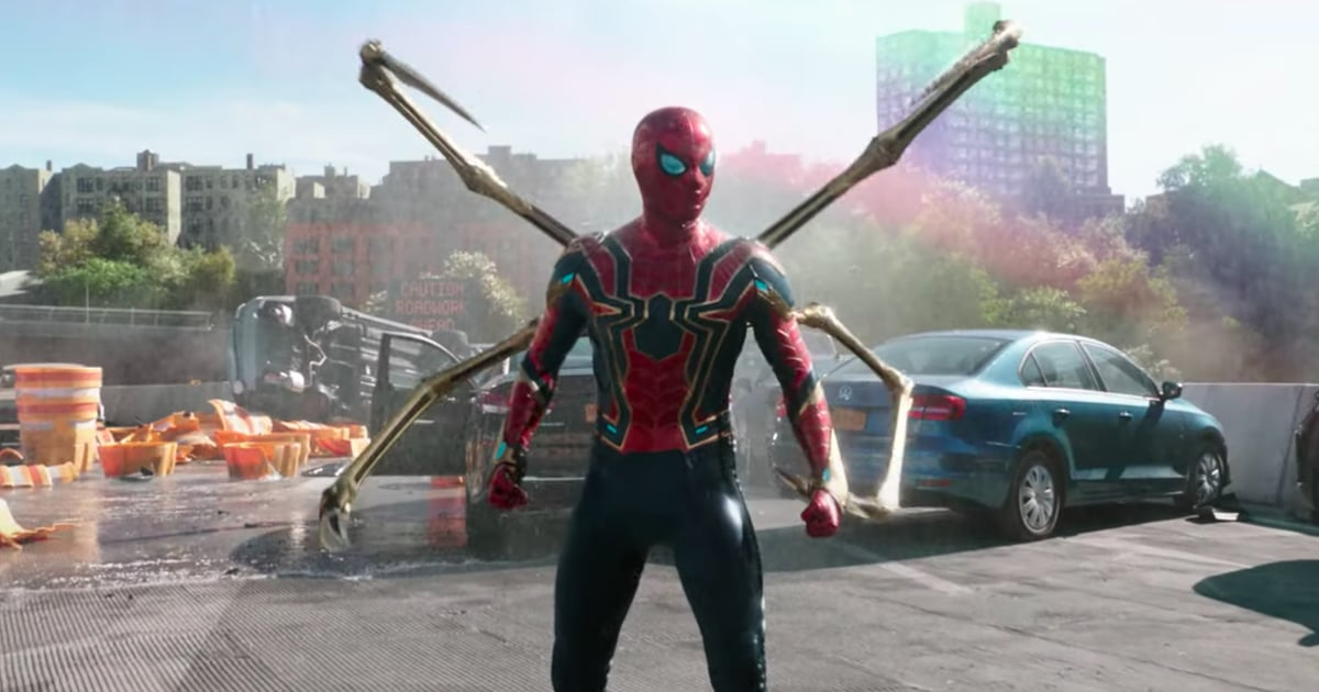 Peter Parker Faces Off Against a Multiverse of Villains in the Spider-Man: No Way Home Trailer