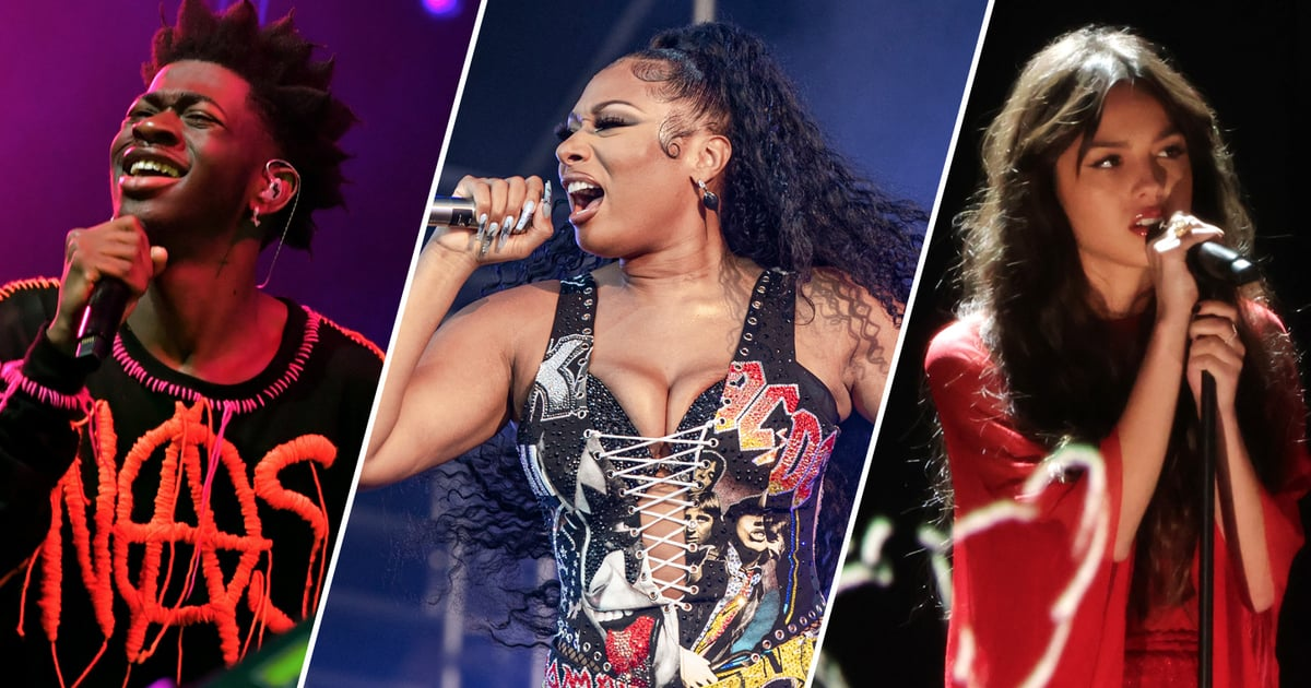 The 2021 MTV VMAs Are Shaping Up to Be a Big Night in Music — Here Are the Nominees