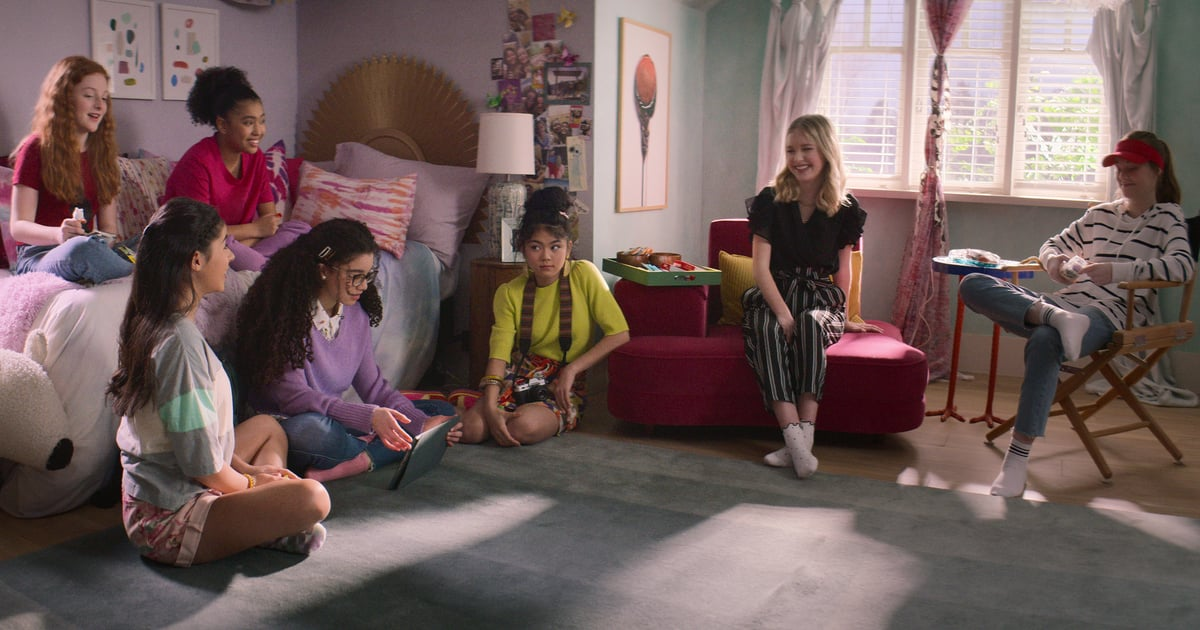 The Baby-Sitters Club Is Back in Business! See Stoneybrook's Friends Reunite in Season 2 Photos