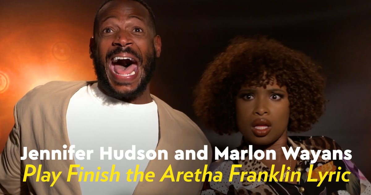 Watch Jennifer Hudson and Marlon Wayans Sing Each Other Aretha Franklin's Hits