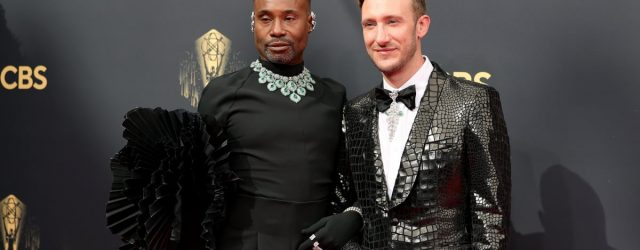 Billy Porter and His Husband, Adam Porter-Smith, Have a Love Story Sweeter Than Fiction