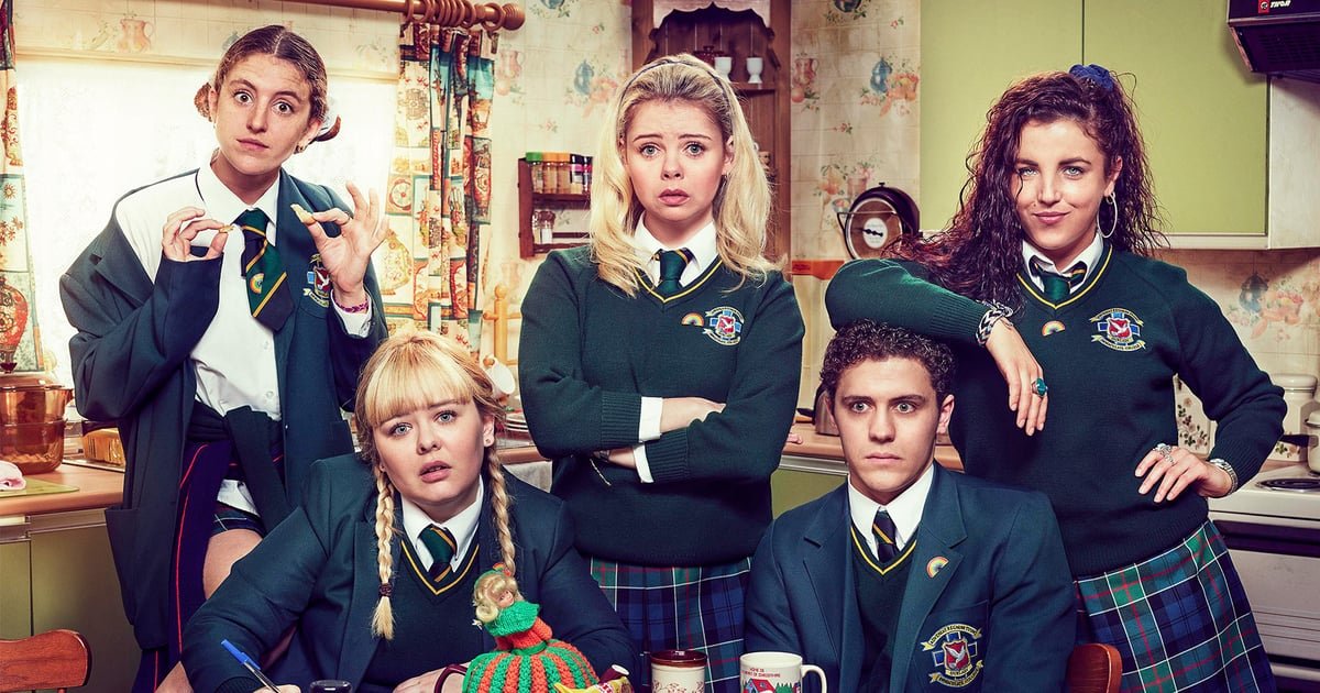 Derry Girls Is Coming Back Soon, Because Series 3 Filming Is About to Begin