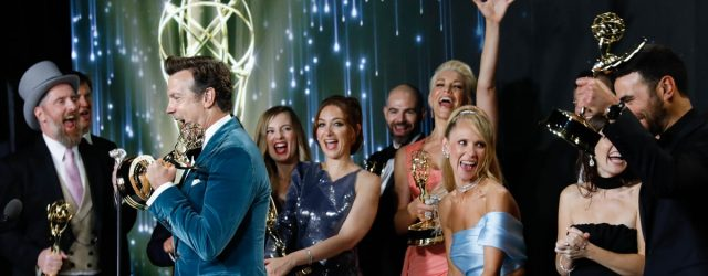 Despite Seth Rogen's Concerns, the Emmys Didn't *Technically* Violate COVID-19 Rules