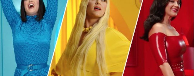 Discover Your Song Rainbow With Katy Perry's Music in Color Spotify Generator
