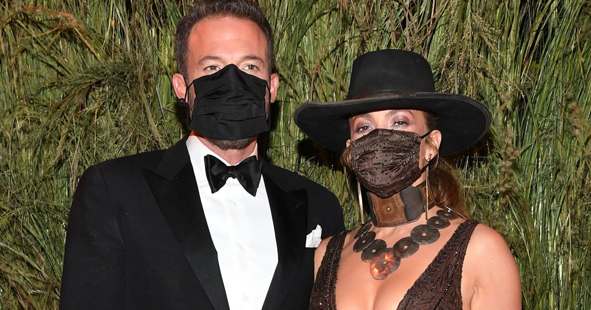 Do You Think J Lo and Ben Affleck Can Hear Us Through This Thunderous Met Gala Kiss?