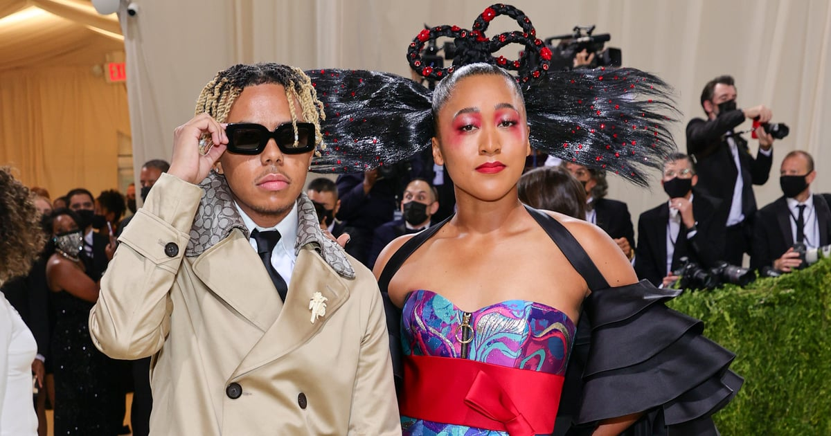 Does It Get Any Cooler Than Naomi Osaka and Cordae at the Met Gala?