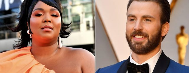 If Anyone Could Rescue the Bodyguard Remake For Us, It Would Be Lizzo and Chris Evans