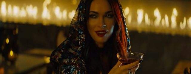 If You Loved Jennifer's Body, See Vampire Queen Megan Fox in the Night Teeth Trailer