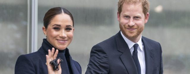 """Prince Harry Stepped Out With an """"Archie's Papa"""" Briefcase, and the Cuteness Overfloweth"""