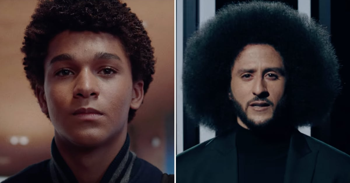 See Jaden Michael as a Young Colin Kaepernick in the First Teaser For Colin in Black & White