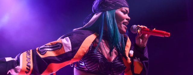 Teyana Taylor Just Announced Her Farewell Tour, but We're Not Ready to Say Goodbye