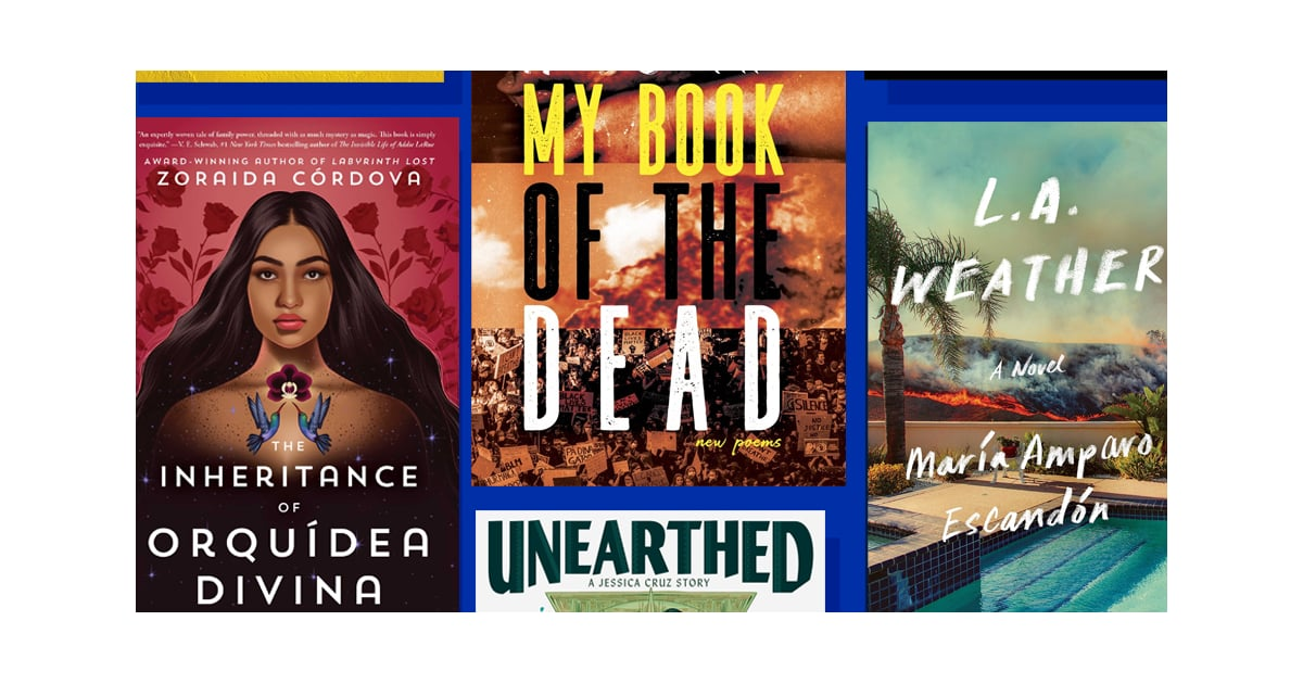 The Best New Books by Latinx Authors For This Fall